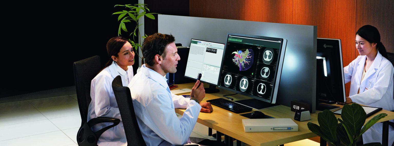 Specjalistyczny monitor medyczny
